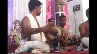 Sri A V Manikandan at Aluva Bhajanotsavam - 2014