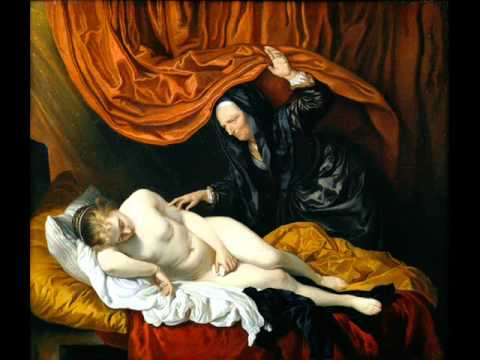 Jacopo Peri (1561-1633) Tu dormi, e 'l dolce sonno