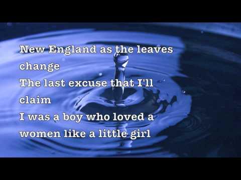 Piano Karaoke/Instrumental - A Drop In The Ocean - Ron Pope with lyrics