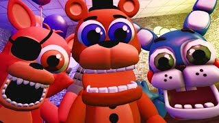 Shocking News! FNAF World Release Date Confirmed | FNAF SFM