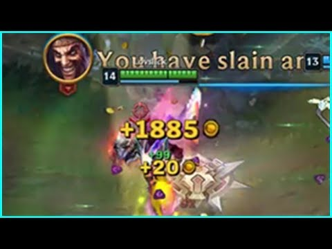 Making Money in League of Legends is Way too Easy As Draven - Best of LoL Streams #323 thumbnail