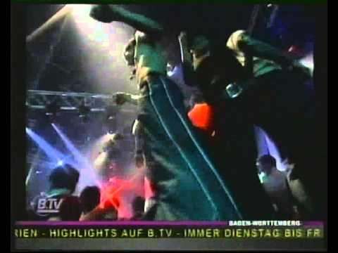 B.TV Rave Party with Woody van Eyden and Rotterdam Blitz Dancers(1/2) 2002