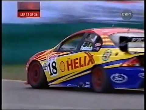2001 V8 Supercars Championship - Round 8 (Oran Park): Race 2