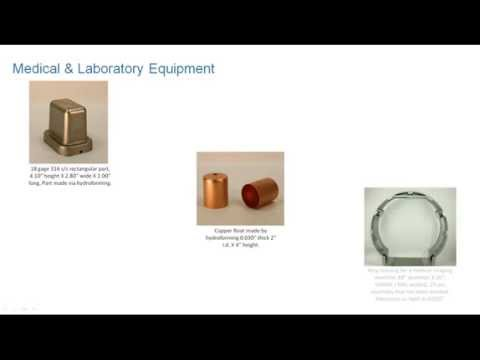 Medical & Laboratory Equipment Components
