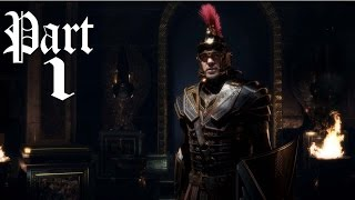 Ryse: Son Of Rome - Part 1 No Commentary - Pc