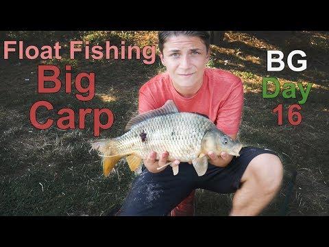 Float Fishing For Carp In Bulgaria!