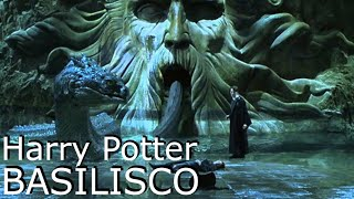 Basilisco - Harry Potter