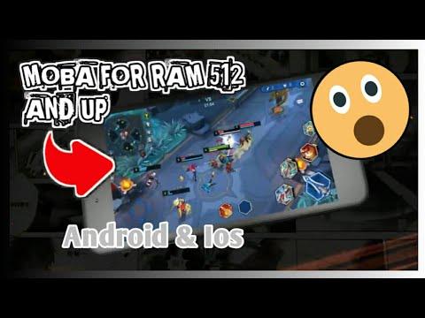 Top 6 Game Moba Yang Bisa Di Mainkan Android Dengan Ram 512 Game01