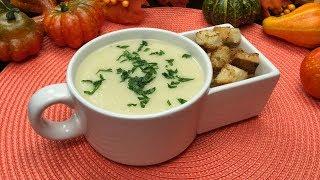 видео Сельдереевый суп для быстрого похудения, правильный рецепт