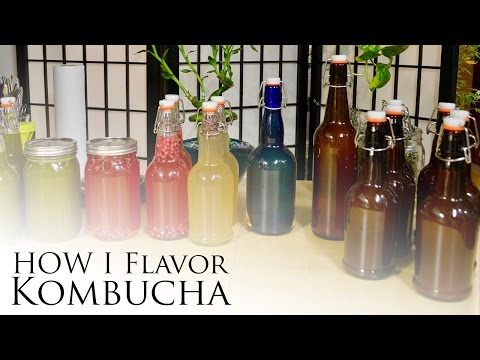 Kombucha Flavoring with Epic Tips & Tricks for Brewers