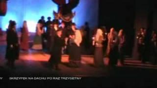"""""""Skrzypek na dachu"""" - Teatr Rozrywki w Chorzowie"""