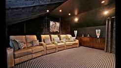 Media Rooms...Dallas Style