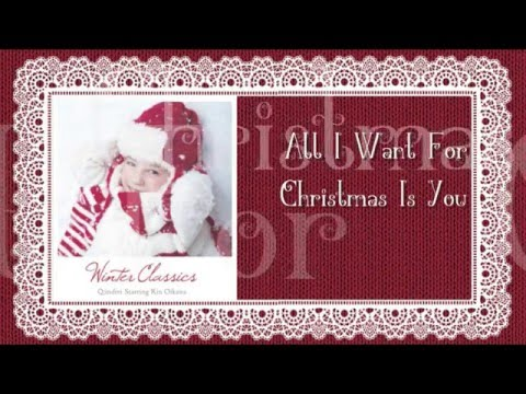 Q;indivi Starring Rin Oikawa ♥ All I Want For Christmas Is You ♥ Lyrics