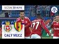 WISŁA KRAKÓW VS KORONA KIELCE 1st. half SEASON 2014/15 round 29