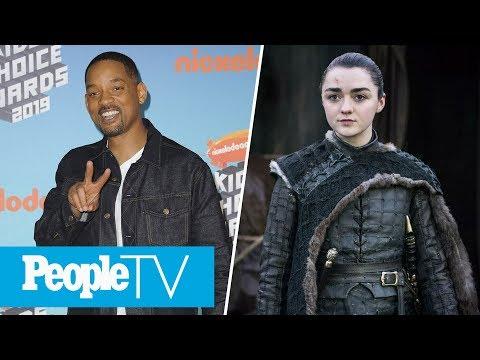 HBO Denies Arya Stark &39;GoT&39; Spinoff Rumors Will Smith Graces &39;Aladdin&39; Premiere  PeopleTV