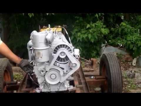 Jun 4, 2014  VM motori 2cylinder air cooled diesel model 295