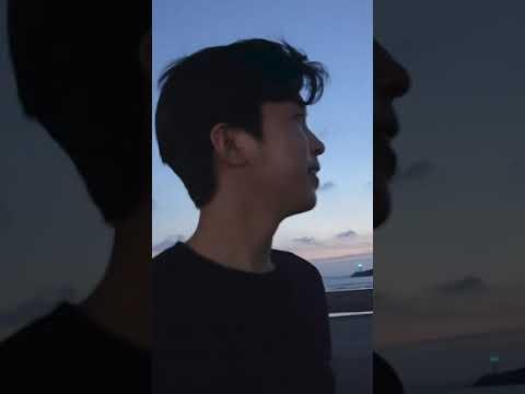 임영웅 & 고창바다 🏊구시포 해변 등대섬  추억|트로트닷컴
