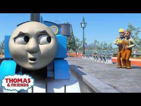 Thomas & Friends | Cyclone Thomas | Kids Cartoon
