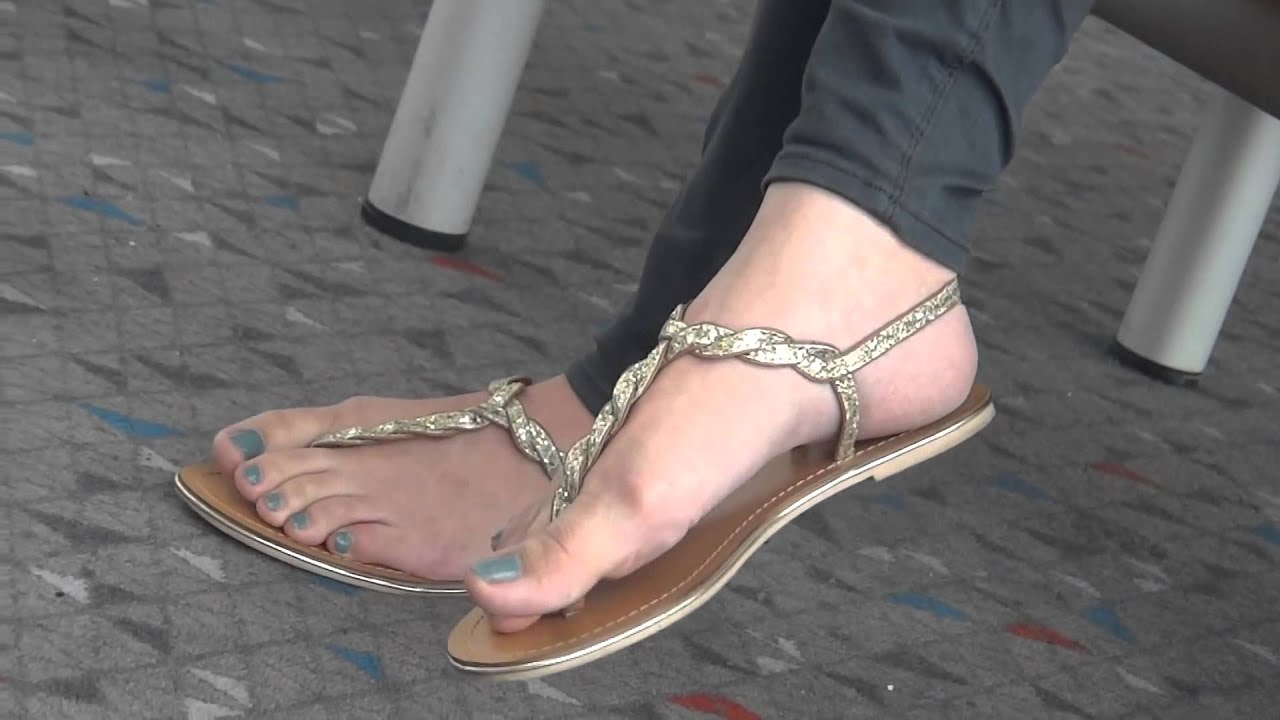 Are not xxx spanish girl in sandals also not