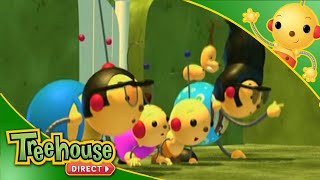 Rolie Polie Olie - Doggy Day Afternoon / Visibly Invisible / Itty Bitty Baby Starry - Ep. 29