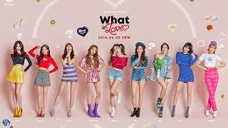 TWICE(트와이스) - What is Love? 1시간 연속재생 (연속듣기, 무한반복)