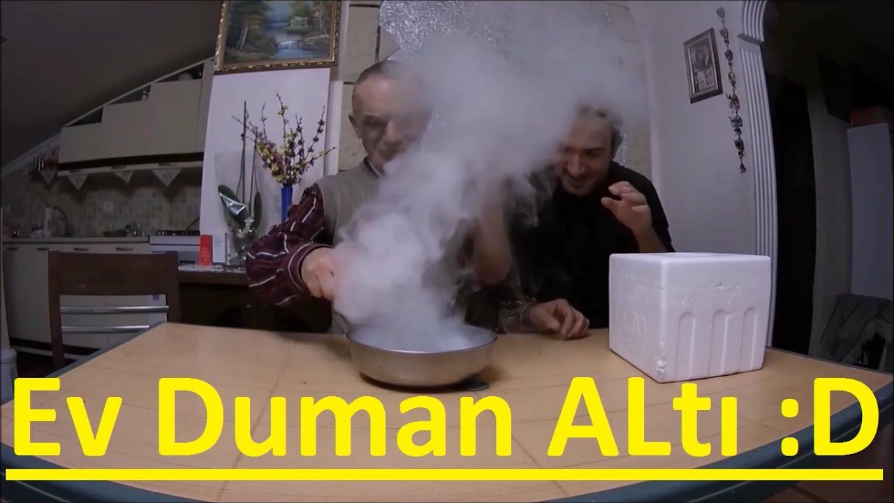 Evde Kuru Buz Nasıl Yapılır