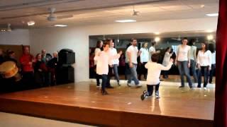 CANTIGAS DA TERRA, Festival de Escolas, 5- Cantiga Mareira.avi