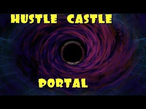 Hustle Castle как фармить портал?