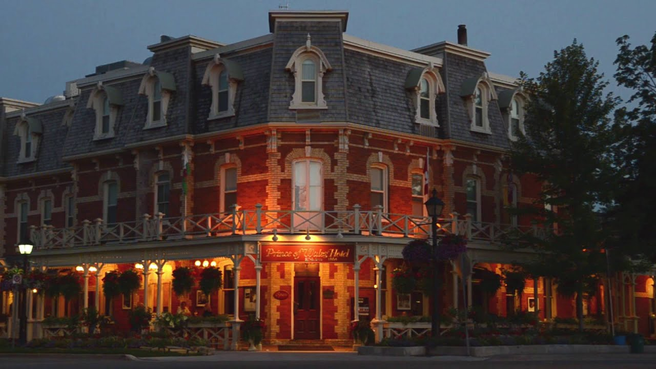 discover the prince of wales hotel in niagara on the lake. Black Bedroom Furniture Sets. Home Design Ideas