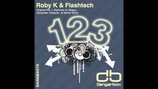 DANGBX070: Roby K & Flashtech - 123 (Alexander Zhakulin Remix) [PREVIEW]