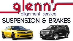 GLENN'S ALIGNMENT SERVICE ☑️ Audi, BMW, Toyota, Mercedes (Costa Mesa: Suspension Brakes Alignment)