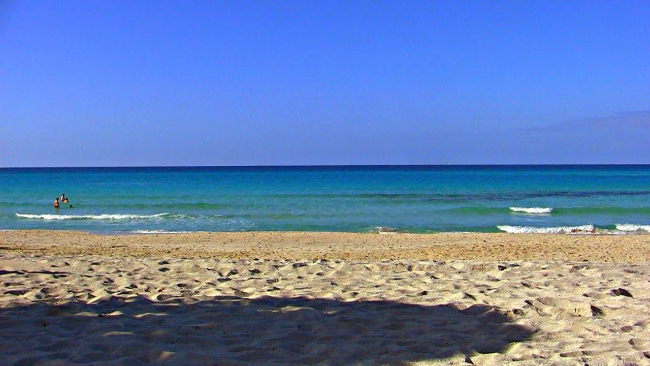 Varadero Beach Cuba 2 Min Free Hd Stock Footage
