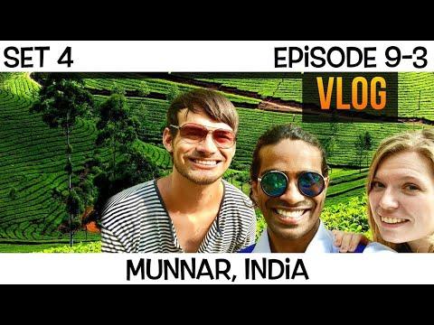 Munnar Amazing Tourist Places India | Munnar Kerala Tourism Video