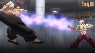 Baki (2020)「AMV」- Hanma Yujiro vs Kaku Kaioh -Indestructible
