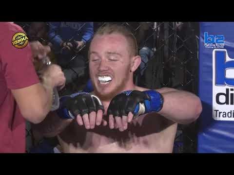 HRMMA 117 Fight 9 Dylan Budka vs Jordan Tennyson Heavyweight Ammy