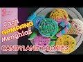 cara membuat royal icing cookies - candyland cookie