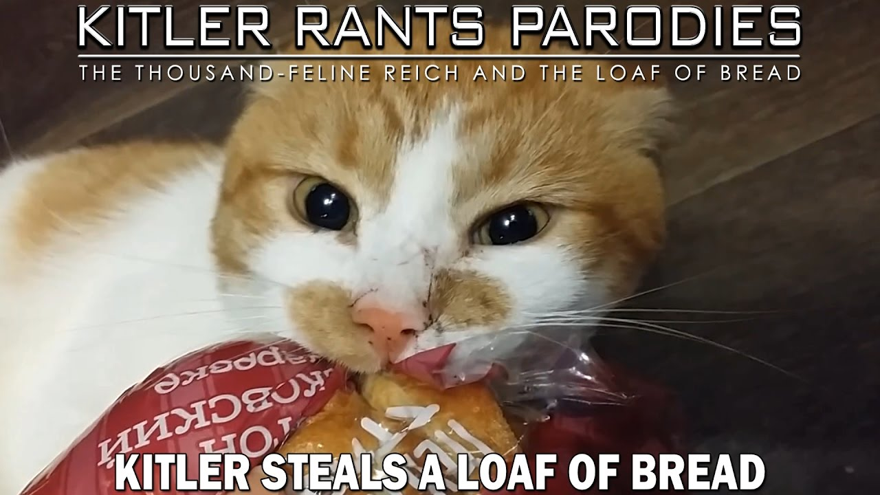 Kitler steals a loaf of bread
