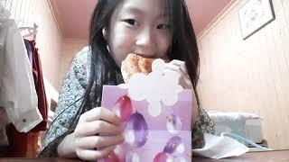 수예의 도넛먹방