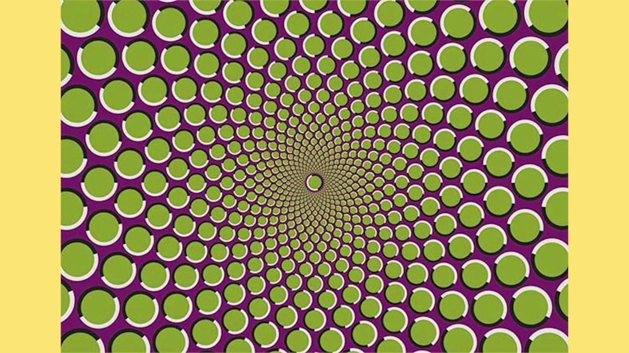 25 оптических иллюзий, от которых может стошнить