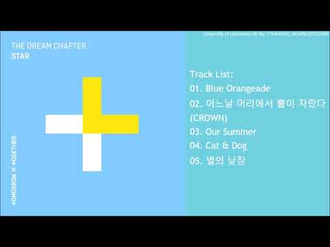 [FULL ALBUM] TXT (투모로우바이투게더) – The Dream Chapter: STAR
