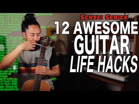 Download Youtube: Awesome Guitar Life Hacks