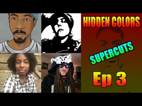 Hidden Colors SuperCut 3 - Everyone is Black