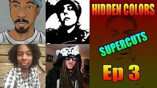 Hidden Colors SuperCut 3 - Everyone is Black