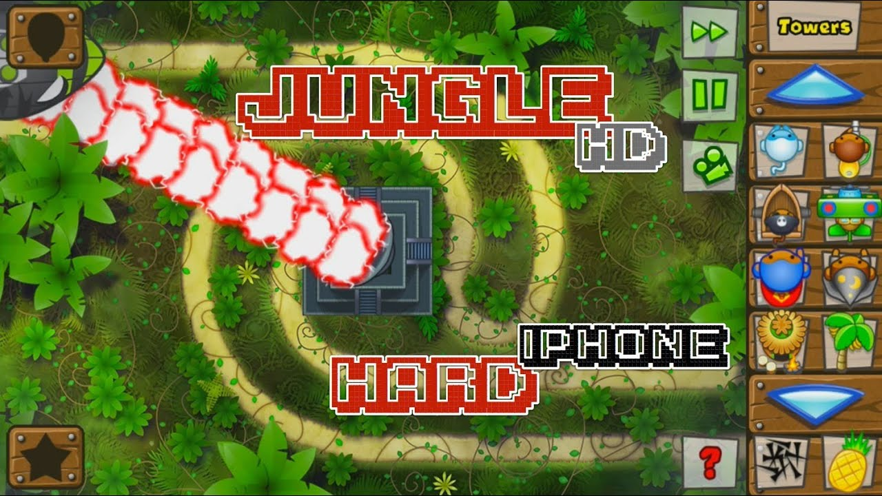 Bloons Tower Defense | Addicting Games