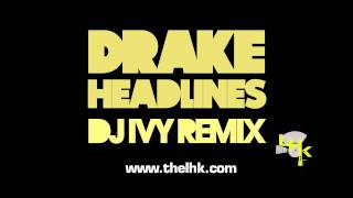 "Drake - Headlines ""They Know"" (Ivytron Dubstep Remix) Free Download"