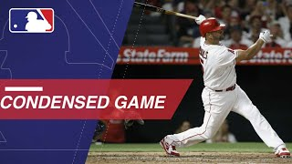 Condensed Game: SEA@LAA - 7/10/18