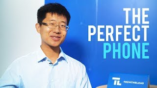"The Hi Talk: ""The Perfect Phone Should Have a 3D Screen""| Dr. Daniel Ye (Coolpad)"