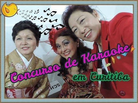 Concurso Paranaense de karaoke - Veterano - Curitiba