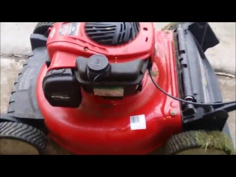 replace  spark plug   troy bilt tb lawn mower part   funnycattv