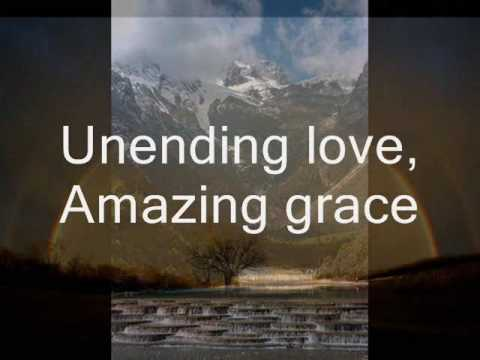 Amazing Grace My Chains are Gone  Chris Tomlin with lyrics